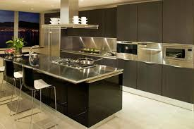 100 Plus 25 Contemporary Kitchen Design Ideas, Stainless Steel Kitchen  Countertop