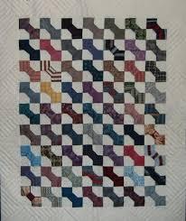 Charming Bow Tie Quilt Patterns & Free Quilt Block Tutorial! & Silk Ties Patchwork Quilt Pattern Adamdwight.com