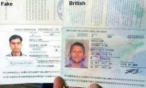 Passport As Lankans To In With Mumbai Settle Uk Wanted Refugees Fake