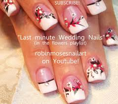 Robin Moses Nail Art: Wedding Nail Art Designs to make your ...