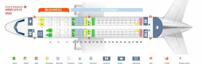 Avianca Airbus A319 Seating Chart Air Canada Rouge Fleet Airbus A319 100 Details And Pictures