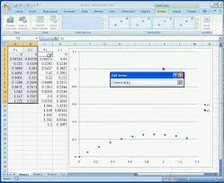 how to plot 2 tered plots on the same graph using excel 2007 you