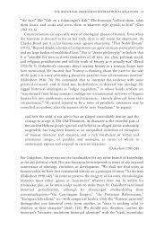history international relations