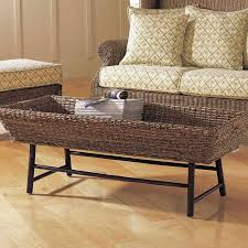 padmas plantation basket coffee table reviews wayfair next baskets basketcoffee