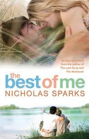giveaway win a signed copy of the best of me by nicholas sparks they were teenage sweethearts from opposite sides of the tracks a passion that would change their lives for ever but life would force them apart