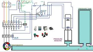 wiring phase pressure switch wiring image wiring automatic pressure control starter three phase motor on wiring 3 phase pressure switch