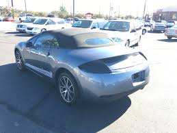 Photos of a Used 2007 Mitsubishi ECLIPSE SPYDER 2 DOOR CONVERTIBLE ...