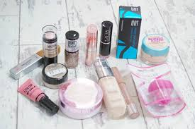 new at the makeup haul september 2016