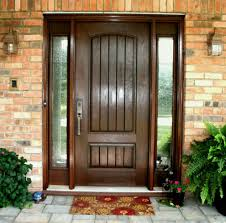 entry door with single sidelight prehung fiberglass exterior doors for double front home depot s
