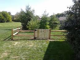 split rail wood fence gate. Outdoor: Split Rail Fence Gate Fresh Wood Fencing Columbus Ohio Privacy Fences