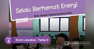 Halaman 117, 118, kegiatan berbasis proyek dan literasi. Kunci Jawaban Buku Siswa Tematik Kelas 4 Tema 2 Selalu Berhemat Energi Ruang Edukasi