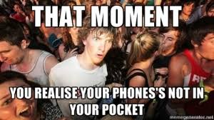 Phone-Lost-Realization-Meme | Burptech via Relatably.com