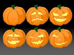 Halloween Pumpkins Für Powerpoint Download