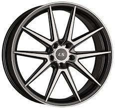 <b>Колесный диск</b> LS Wheels RC08 9x20/5x112 D66.6 ET51 GMF ...