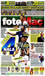 Sporun Manşetleri (19 Temmuz 2021)