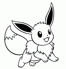 Small Picture 20 Free Pictures For Eevee Coloring Pages Temoonus Coloring Home