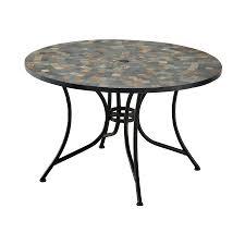 patio ideas tile top patio table canada tile top patio table home styles stone harbor