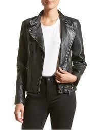 maria leather jacket image 1