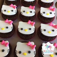 Hello Kitty Cupcakes Tanner Gates