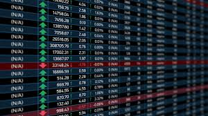 Stock Market Electronic Chart Uhd 4k Wallpaper Pixelz