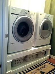 washer and dryer stands. Washer And Dryer Pedestal Front Load With Stands