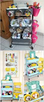 Craft For Kitchen 17 Best Ideas About Kids Craft Storage On Pinterest Organizing