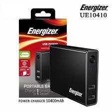 Bán Pin sạc dự phòng Energizer 10400mAh UE10410 online giá tốt - 192403