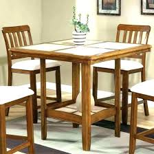 square dining table with leaf. Small Square Dining Table Kitchen With Leaf Tall Side R