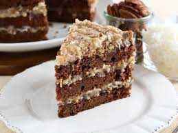 slice of german chocolate cake. Plain Cake A Traditional Recipe And History For German Chocolate Cake From Food  Historian Gil Marks For Slice Of C