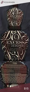 Excess By Designer Tanning Lotion Excess By Designer Tanning Lotion Nwot Never Used Excess