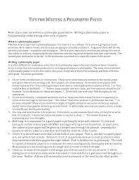 How To Write A Philosophy Paper Nursing Educational Leadership Etc
