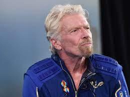 Richard Branson says critics arguing he ...
