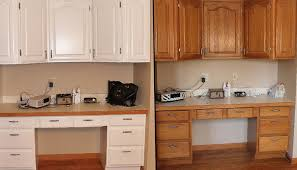 kitchen cabinets painted white before and afterFascinating White Painted Kitchen Cabinets Before After Painting