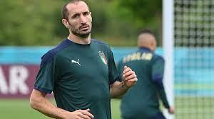 Euro 2020 glory – Chiellini ...
