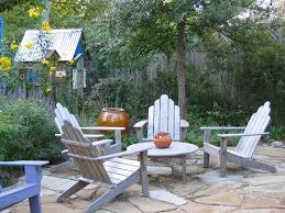 flagstone patio for outdoor living