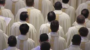 Image result for Images of 2018 Chrism Mass In Lagos Archdiocese
