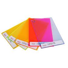 colored plexiglass sheet colored plexiglass sign colors fluorescent plastic samples