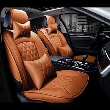 china luxury 3d full surround car seat cover pu leather seat covers cushion universal automobiles accessories interior car styling china car seat cover