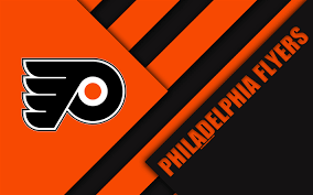 Flyers Logo Pictures Download Wallpapers Philadelphia Flyers Nhl 4k Material