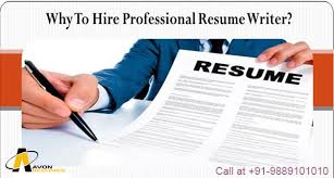Why To Hire Professional Resume Writer Avon Resumes Www