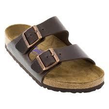 birkenstock arizona brown sandals