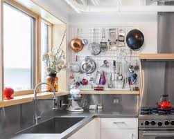 Pegboard Kitchen 5 Things To Know About Painting Pegboards For The Kitchen Kitchn