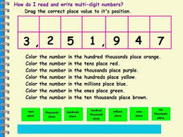 Free Place Value Activboard Activities Teachers Pay Teachers