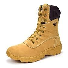 men s tan size 11 e us 8 in steel toe work boot