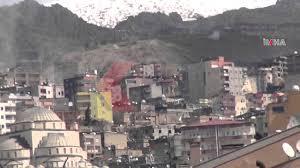 Şırnak'ta çatışmalar devam ediyor / 17 03 2016 / ŞIRNAK - YouTube