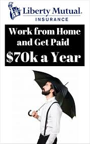 work from home and get paid