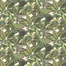 Parrot Jungle by Albany - Green ...