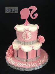 My Friends Barbie Birthday Cake My Friends Barbie Birthday Cake