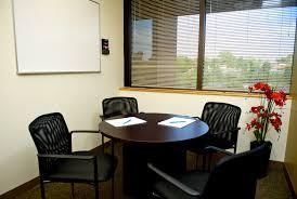 labels modern conference room