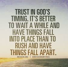 Quotes About Waiting On God Best Quotes About Waiting On God Simple 48 Best Gods Timing Quotes On